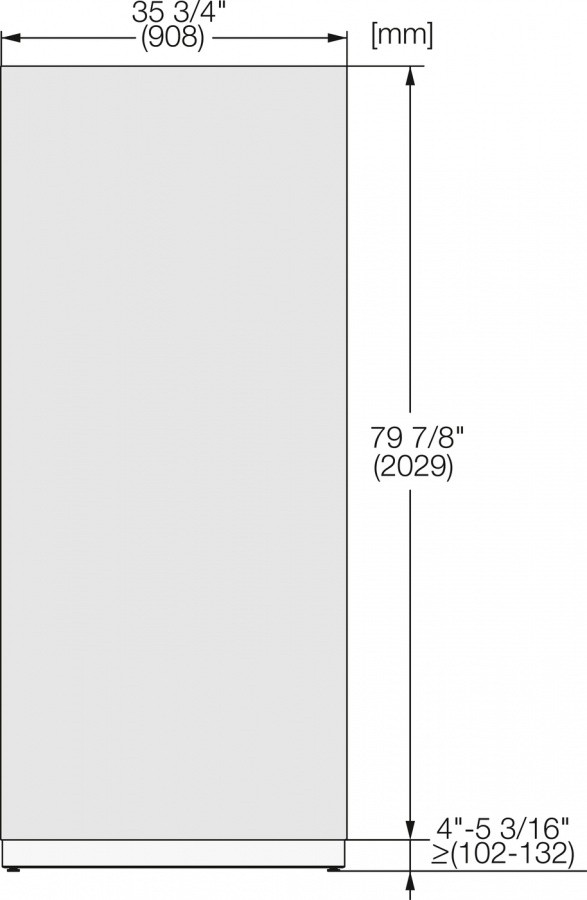 Фронтальная панель KFP 3605 ed/cs