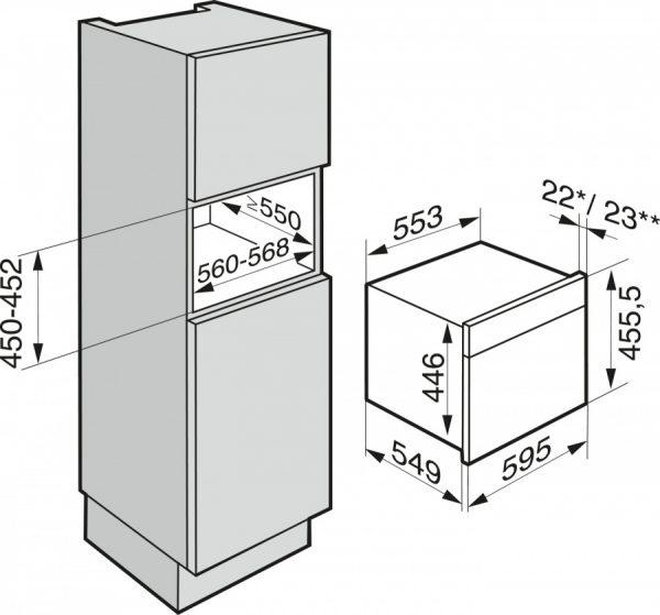 Пароварка DG7440 GRGR графитовый серый