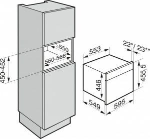 Пароварка DG2840 GRGR графитовый серый