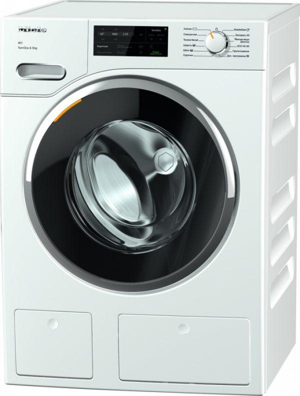 Стиральная машина WWG660WCS White Edition
