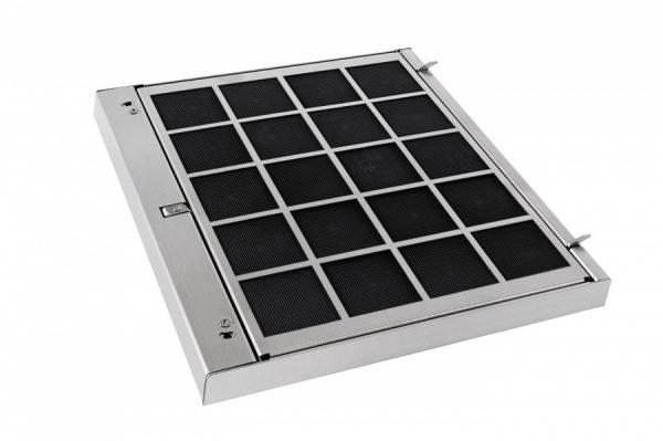 Реактивируемый угольный фильтр DKF12-R для использования во всех вытяжах Miele в режиме рециркуляции, кроме DA 14x, DA 15x, DA 18x, DA 249-4, DA 2xxx, DA 3xxx, DA 59xx W, DA 6690, DA 70x0
