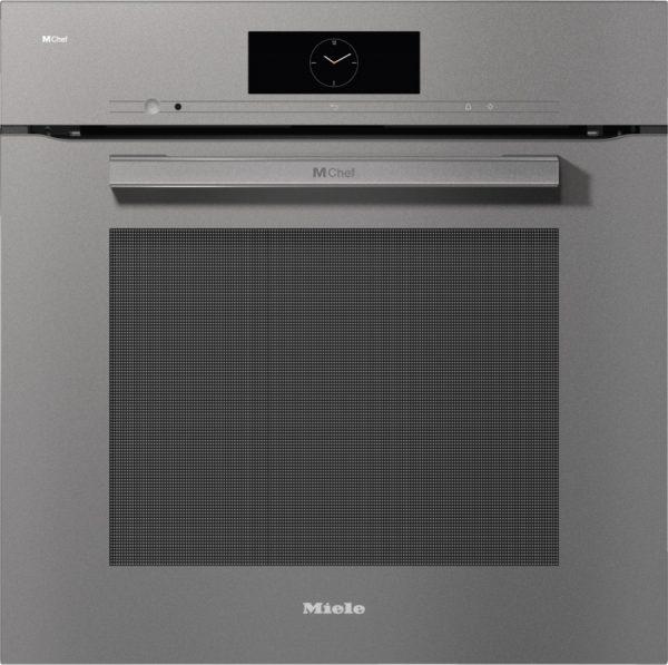 Комбинированный духовой шкаф DialogOven DO7860 GRGR графитовый серый