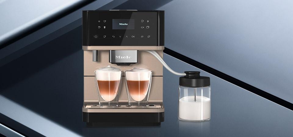Новые кофемашины CM6 Milk Perfection с выгодой 20 000 руб